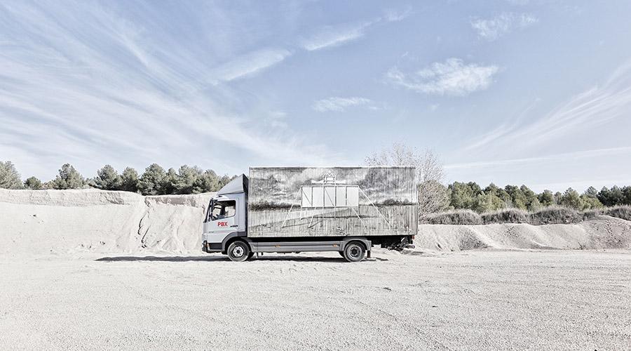 Daniel Munoz SAN-Daniel Munoz SAN Truck Art Project-Truck Art Project