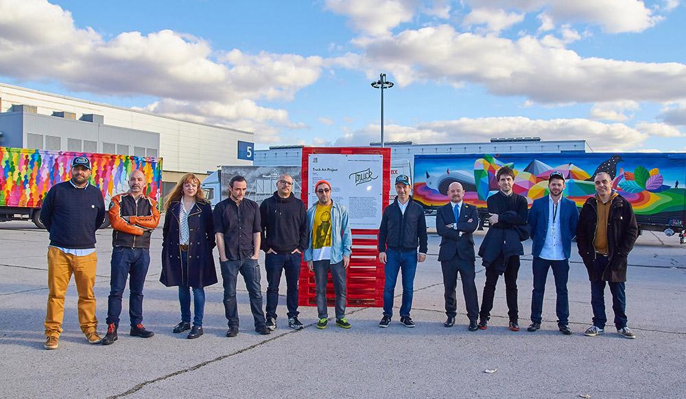 Jaime Colsa Presentacion Truck Art Project-Truck Art Project