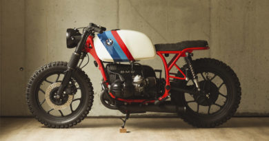 The Art Bike-Cafe Racer Dreams-Jaime Colsa
