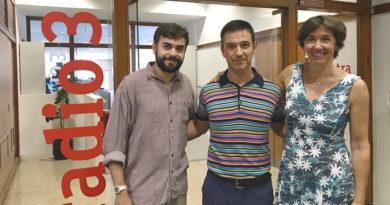 Jaime Colsa en Hoy empieza todo Radio3