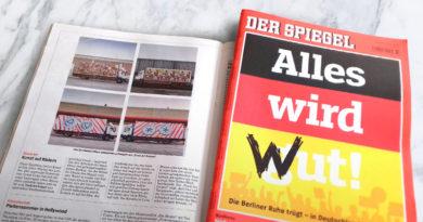Der Spiegel-Truck Art Project-Palibex