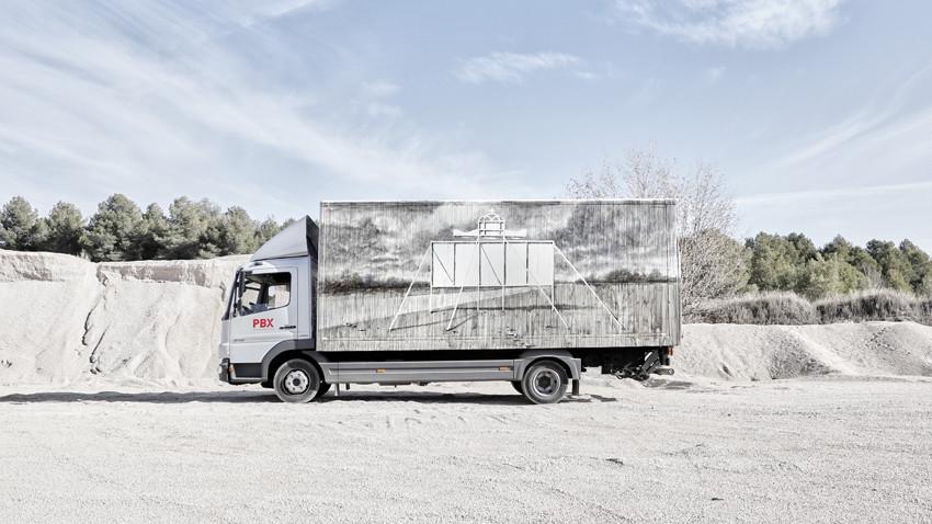 palibex-truck art project-yorokobu-arte en movimiento-daniel munoz