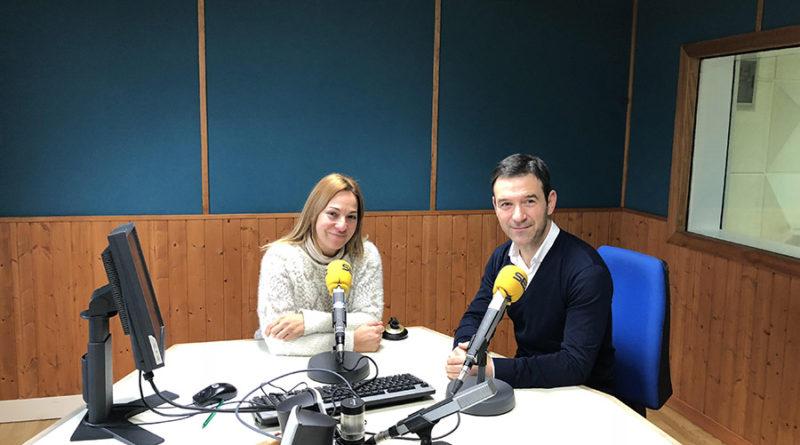Marta Bustamante la SER a vivir cantabria Jaime Colsa Palibex-Jaime Colsa-A Vivir-
