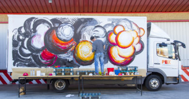 Truck Art Project-Roadstars-Abraham Lacalle