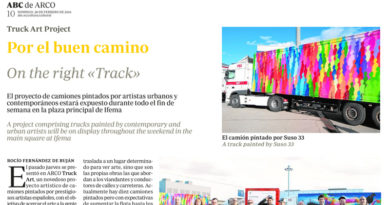 ABC-Truck Art Project en ABC-Truck Art Project