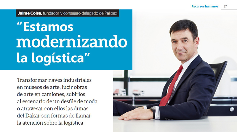 Jaime Colsa-Logística Profesional
