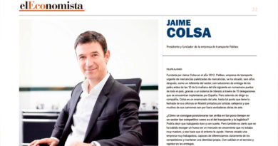 Jaime Colsa-El Economista