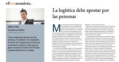 Jaime Colsa-Transporte y Movilidad-El Economista