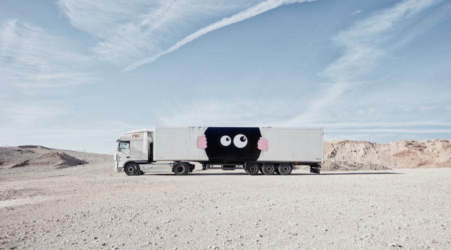 jaime colsa - arteinformado - mecenas del arte - truck art project - javier calleja