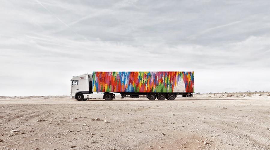 jaime colsa - arteinformado - mecenas del arte - truck art project - suso33