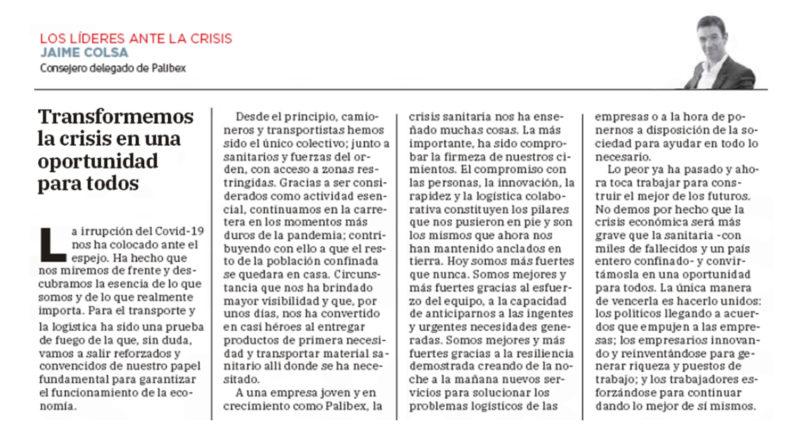 Jaime Colsa - El Diario Montañés