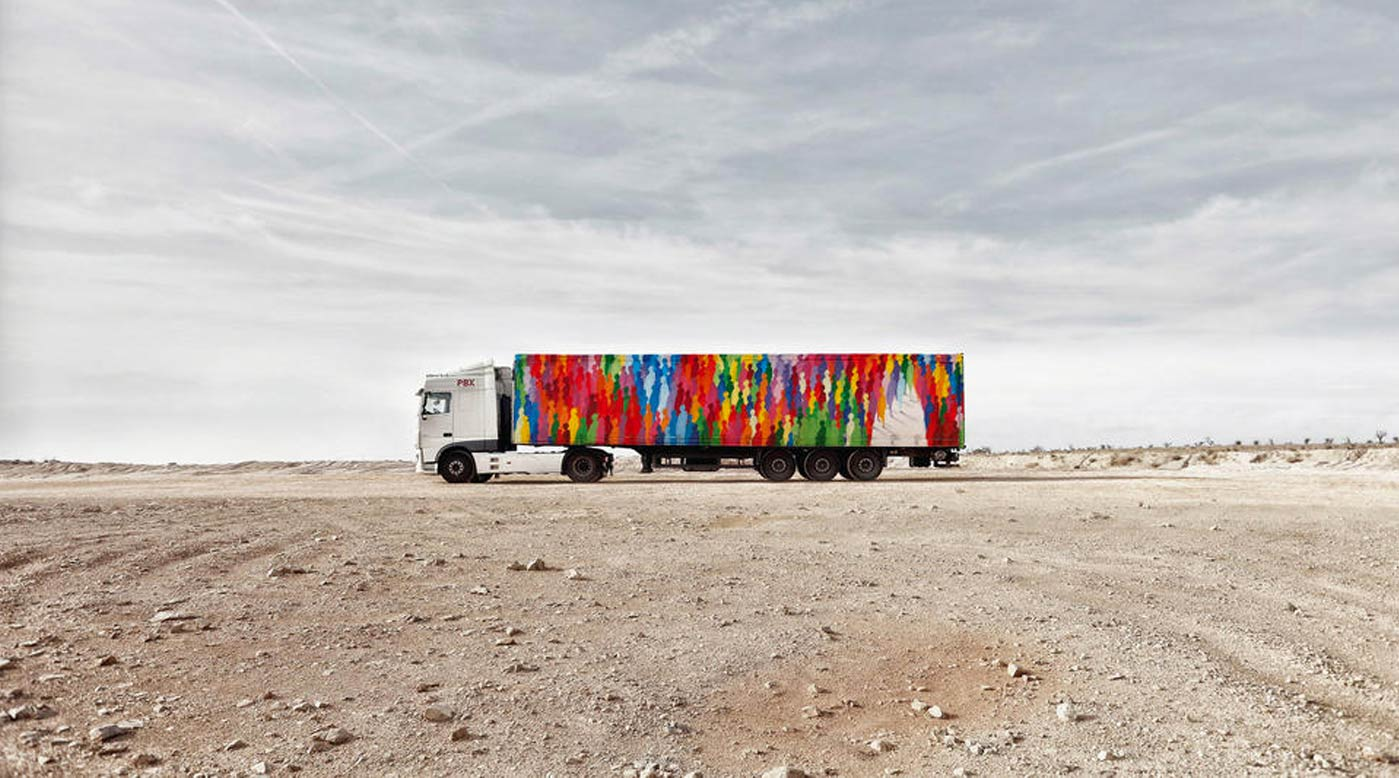 palibex - solo camion - truck art project - suso33