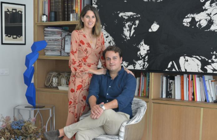 Alejandro Lazaro - Alejandra González - - mejores coleccionistas ARCO2021